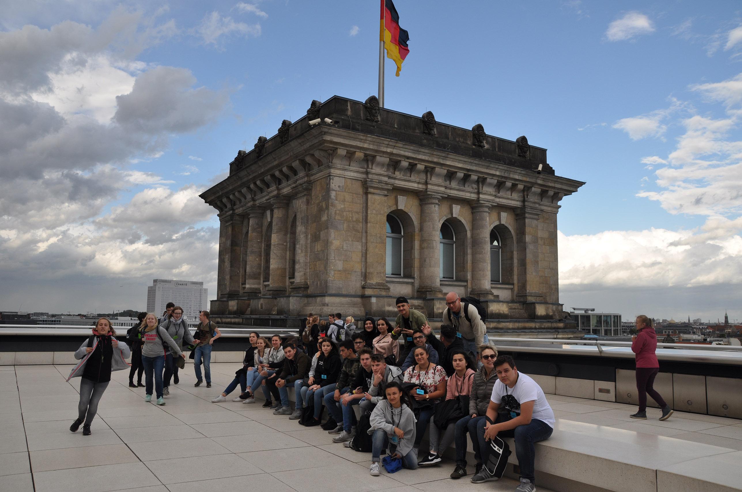 Berlin, Berlin, wir fahren nach Berlin!